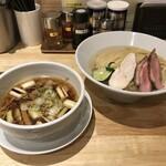 ふる川 - 鴨ねぎつけ麺