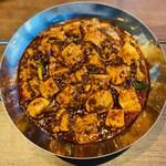 Ginzakamonka - 牡蠣入り麻婆豆腐