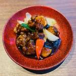 Ginzakamonka - 黒酢豚