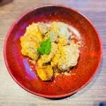 Ginzakamonka - 牡蠣のスパイシー揚げ