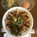 145737778 - 天草大王のステーキ丼(1,210円)