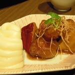 京鼎樓 - ランチ「レディースセット」酢豚