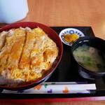 美童女 - 料理写真:カツ丼大盛☆
