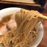 145743463 - 麺リフトしやすい、ストレート細麺