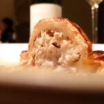 145744618 - 白子のパイ包み焼き ラヴィゴットバターソース