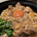 鶏料理 はし田屋 - 親子丼