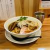 麺匠 中うえ - 料理写真:綺麗なビジュアル!美味しそうな鶏醤油ラーメン♡