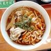 池本茶屋 - 料理写真:山菜そば