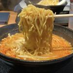 麺屋 ふぅふぅ亭 - 熟成辛ねぎ味噌 990円