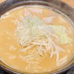 麺屋 ふぅふぅ亭 - 熟成味噌 890円