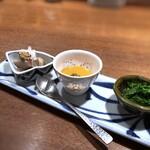 柳町 一刻堂 - ◆小鉢3種類
