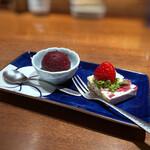 柳町 一刻堂 - ◆デザート2種