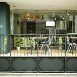 cafe #101 - お店全体