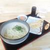 Serufusanukiudonmiyauchiseimen - 料理写真:愛媛県でいただく 讃岐うどん