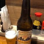 立ち呑み 365日 - 大瓶ビール390円