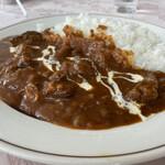 マキシドルパ - 料理写真:ビーフシチューライス
