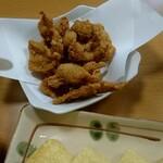 なかまち - 料理写真:鶏皮
