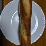 パン工房 風見鶏 - ミルクスティックパン
