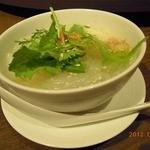 京鼎樓 - ランチ「レディースセット」 春雨スープ