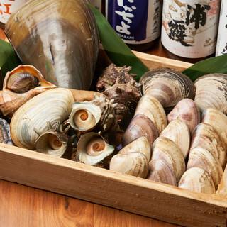 東京で貝を食べるなら当店へ!多彩な貝を楽しめ、食べ比べも◎
