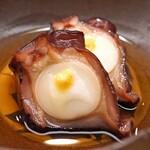 日本橋蛎殻町 すぎた - 蛸のやわらか煮