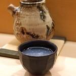 日本橋蛎殻町 すぎた - 而今 特別純米 にごりざけ 生