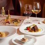 ル・コフレ - ある日の晩餐