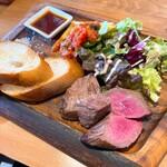 肉バルYAMATO - 牛ハラミプレート