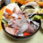 磯料理 光力 - 【限定5食】海鮮丼
