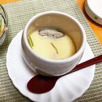 磯料理 光力 - 茶碗蒸し