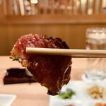 ホルモン焼道場 蔵 - 【2021年2月10日】肉。
