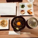ホルモン焼道場 蔵 - 【2021年2月10日】いただいた食事とても美味しかったです。