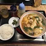 とうりえん - タール麺(800円)