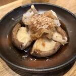 スタンド サンジ - 肉厚シイタケおろしポンズ(430円)