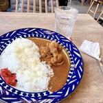 shabushabuyakinikutabehoudaimerino - チキンカレー