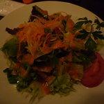 グラッツェ ミーレ - 通常セットのサラダセットのサラダ