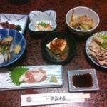 一樂鮨 - ヘルシーコース 3300円