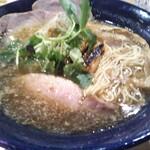 145800713 - 醤油ラーメン 850円(税込)(2021年2月10日撮影)