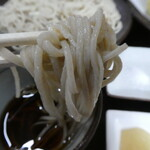 川音亭 - 甘くて蕎麦の風味も豊かな美味しいお蕎麦