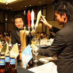 Happouembanketto - 8種類の樽生ビールが飲み放題