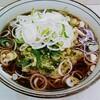 立ち食いそば はせ川 - 料理写真:しゅん菊天そば(税抜き400円)