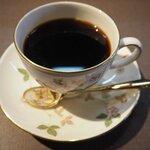 胡桃下茶寮 - レギュラーコーヒー!