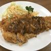 東洋軒 - 料理写真:とんかつデミソース