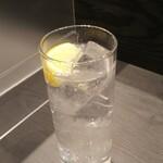 Sawadahanten - シュッとしたレモンサワー