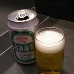 Sawadahanten - 台湾ビール(金牌)