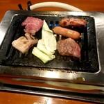 焼肉とんき -