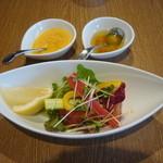 14582663 - 旬の野菜サラダ(ランチ)