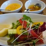 14582666 - 旬の野菜サラダ(ランチ)