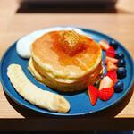 タブレスカフェ - コームハニー&フレッシュフルーツ