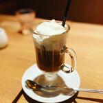 タブレスカフェ - アイスウインナーコーヒー